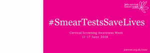 Cervical Screening Prevention Week